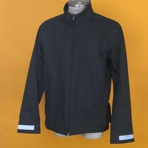 Novara Men jacket bike cycling waterproof L black